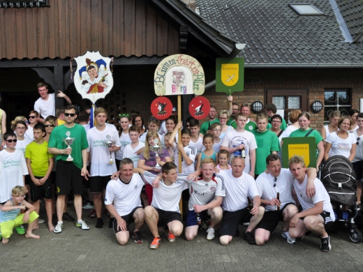 Dorfpokal 2014 - 100