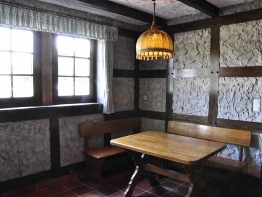 Grillhaus Küche innen 1
