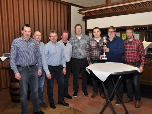 Mannschaft des Jahres, Fortuna-Cup Team