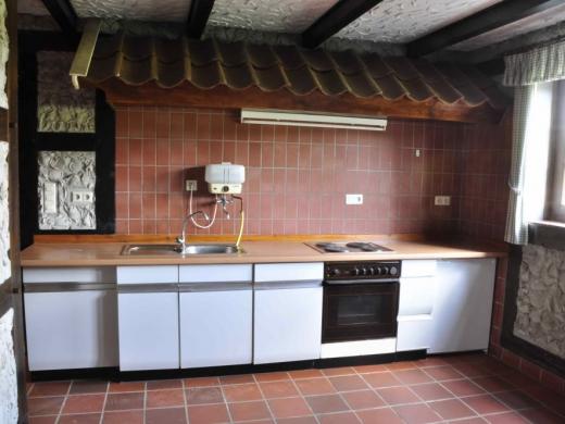 Grillhaus Küche innen 2